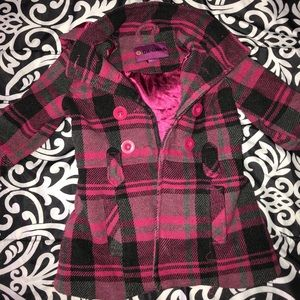 Other - Cute used Toddler winter coat. No belt.